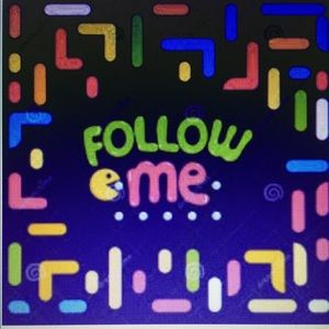 Follow Me and I will Follow You🌸